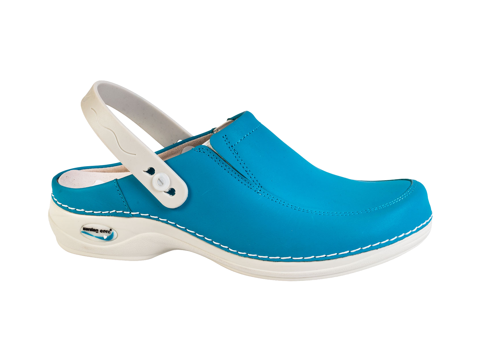 NURSING CARE dam light blue
